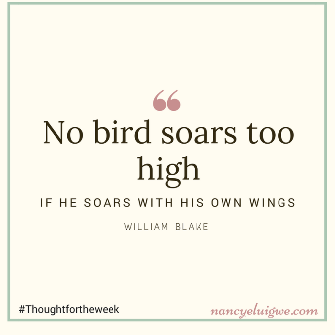 Thought of the week 20.02.17